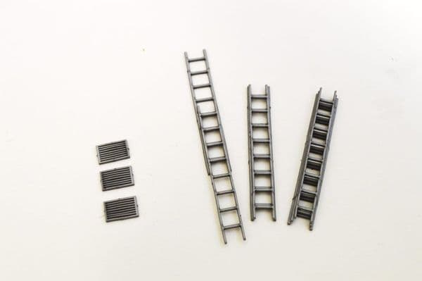 SMS-BP9 Building Site Details Pack - OO/HO Scale